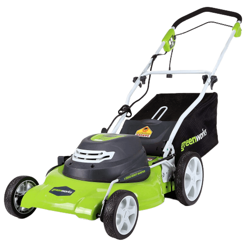 GreenWorks 20-Inch 12 Amp Corded