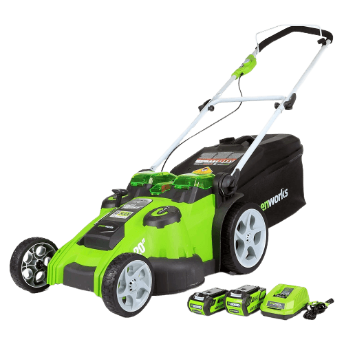 Greenworks 20-inch 40V Twin Force