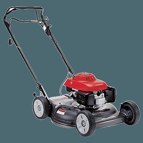 Honda 21'' Side Discharge Gas Self Propelled Lawn Mower