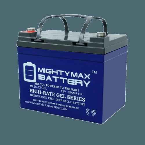Mighty Max Battery 12V 35Ah