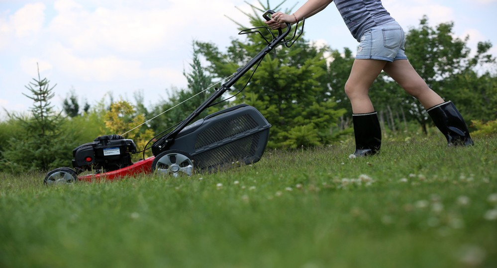 Best Types of Mowers for Hills